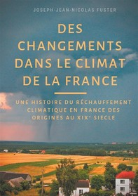 Des changements dans le climat de la France - Librerie.coop