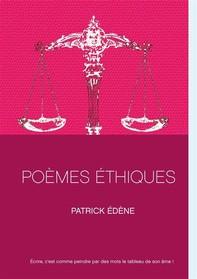 Poèmes éthiques - Librerie.coop
