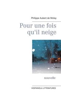 Pour une fois qu'il neige - Librerie.coop