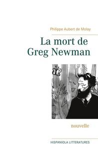 La mort de Greg Newman - Librerie.coop