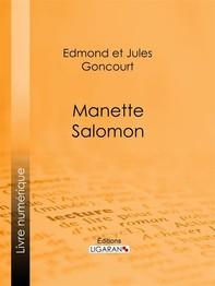 Manette Salomon - Librerie.coop