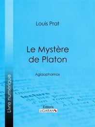 Le Mystère de Platon - Librerie.coop