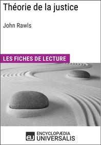 Théorie de la justice de John Rawls - Librerie.coop