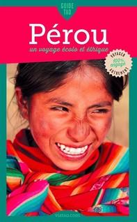 Croissant Sud du Pérou - Librerie.coop