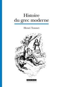 Histoire du grec moderne - Librerie.coop