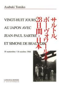 28 jours au Japon avec Jean-Paul Sartre et Simone de Beauvoir - Librerie.coop
