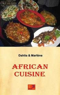 African Cuisine - Librerie.coop