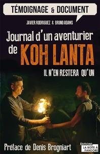 Journal d'un aventurier de Koh Lanta - Librerie.coop