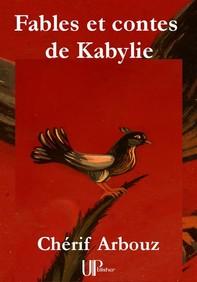 Fables et contes de Kabylie - Librerie.coop