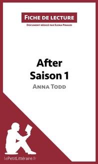 After d'Anna Todd - Saison 1 (Fiche de lecture) - Librerie.coop