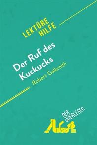 Der Ruf des Kuckucks von Robert Galbraith (Lektürehilfe) - Librerie.coop