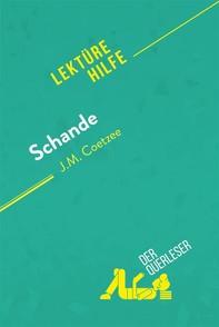 Schande von J.M. Coetzee (Lektürehilfe) - Librerie.coop