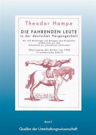 Fahrende Leute - Die fahrenden Leute in der deutschen Vergangenheit - Librerie.coop