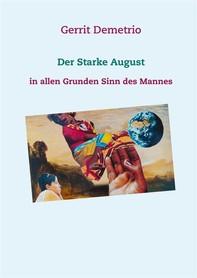 Der Starke August - Librerie.coop