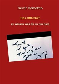 Das OBLIGAT - Librerie.coop