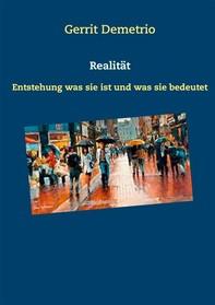Realität - Librerie.coop