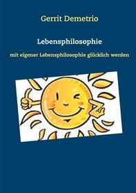 Lebensphilosophie - Librerie.coop