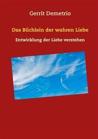 Das Büchlein der wahren Liebe - Librerie.coop