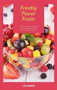 Freshly Power Fruits - Librerie.coop