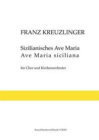 Sizilianisches Ave Maria. Ave Maria Siciliana - Librerie.coop