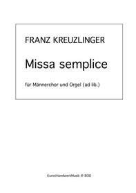 Missa semplice - Librerie.coop