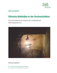 Ethische Maßstäbe in der Hochschullehre - Librerie.coop
