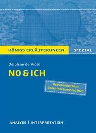 No & ich. Textanalyse und Interpretation. Königs Erläuterungen Spezial - Librerie.coop