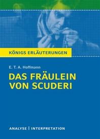 Das Fräulein von Scuderi. - Librerie.coop