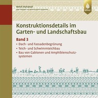 Konstruktionsdetails im Garten- und Landschaftsbau – Band 3 - Librerie.coop