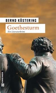 Goethesturm - Librerie.coop