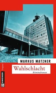 Wahlschlacht - Librerie.coop