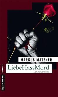 LiebeHassMord - Librerie.coop