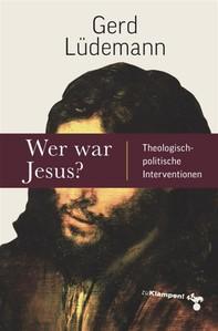Wer war Jesus? - Librerie.coop