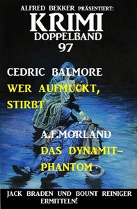 Krimi Doppelband 97 - Jack Braden und Bount Reiniger ermitteln! - Librerie.coop