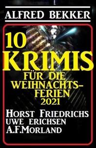 10 Krimis für die Weihnachtsferien 2021 - Librerie.coop