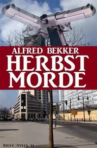 Herbstmorde - Librerie.coop