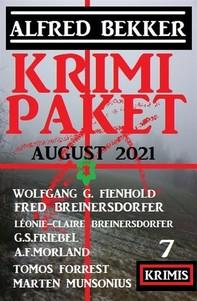 Krimi Paket August 2021: 7 Krimis - Librerie.coop