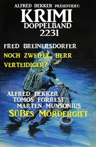 Krimi Doppelband 2231 - Librerie.coop
