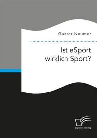 Ist eSport wirklich Sport? - Librerie.coop