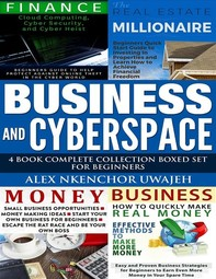Business and CyberSpace: 4 Book Complete Collection Boxed Set for Beginners - Librerie.coop