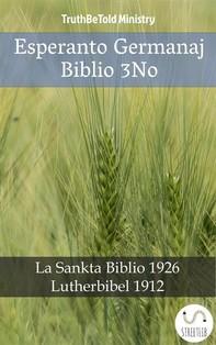 Esperanto Germanaj Biblio 3No - Librerie.coop