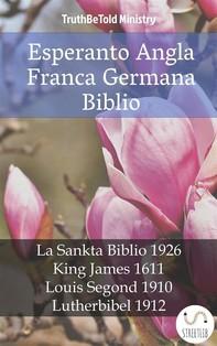 Esperanto Angla Franca Germana Biblio - Librerie.coop