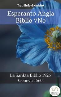 Esperanto Angla Biblio 7No - Librerie.coop