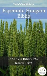 Esperanto Hungara Biblio - Librerie.coop