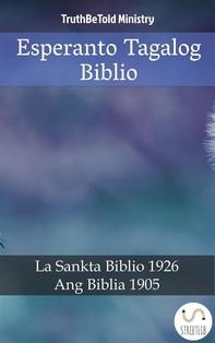 Esperanto Tagalog Biblio - Librerie.coop