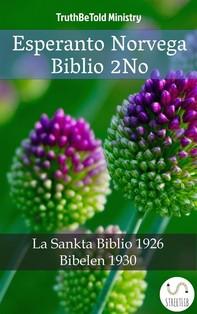 Esperanto Norvega Biblio 2No - Librerie.coop