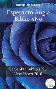 Esperanto Angla Biblio 4No - Librerie.coop