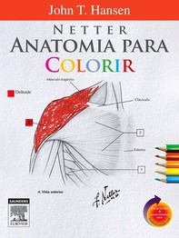 Netter Anatomia para Colorir - Librerie.coop