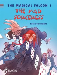 The Magical Falcon 1 - The Mad Sorceress - Librerie.coop