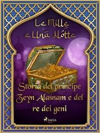 Storia del principe Zeyn Alasnam e del re dei geni (Le Mille e Una Notte 49) - Librerie.coop